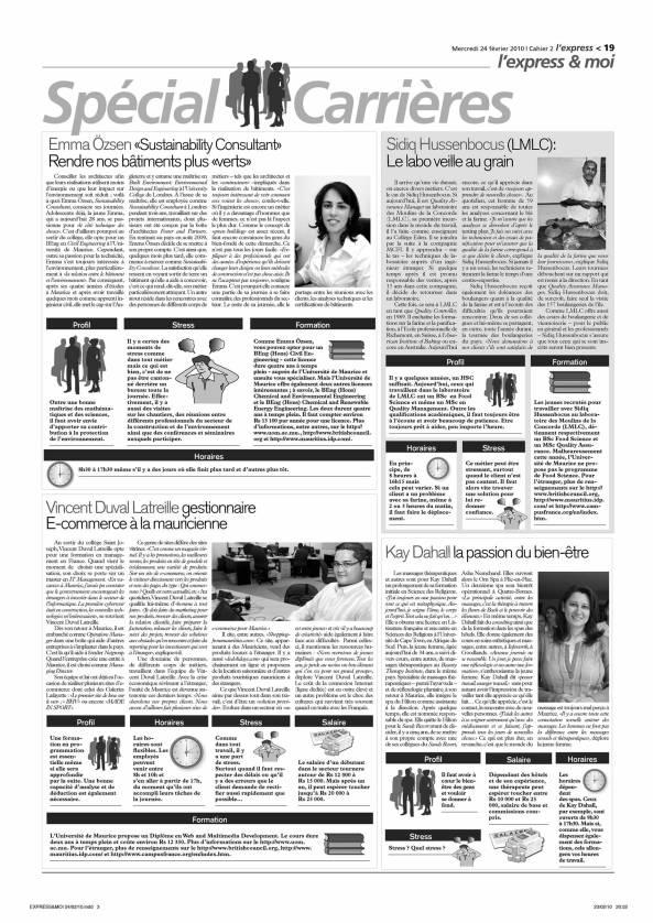Article published 24 February 2010