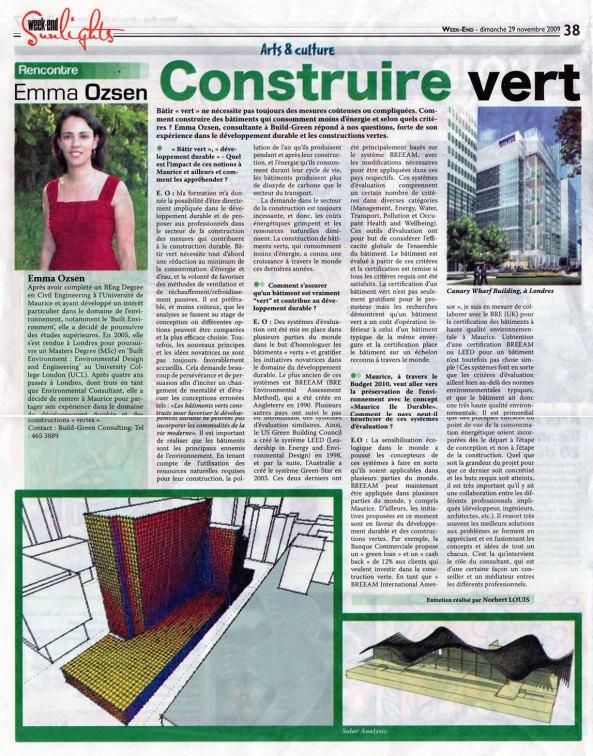 Article_LeMauricien_291109